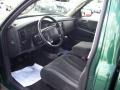 2004 Timberline Green Pearl Dodge Dakota SLT Regular Cab  photo #11