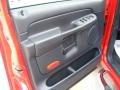 2002 Flame Red Dodge Ram 1500 SLT Quad Cab  photo #40