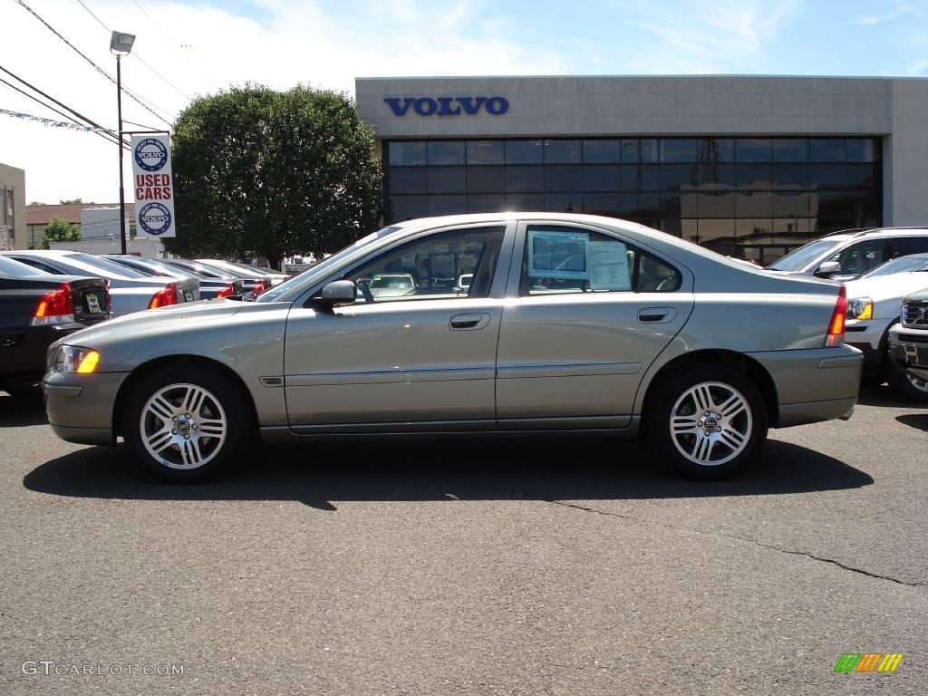 2006 willow green metallic volvo s60 2 5t 1909197. Black Bedroom Furniture Sets. Home Design Ideas