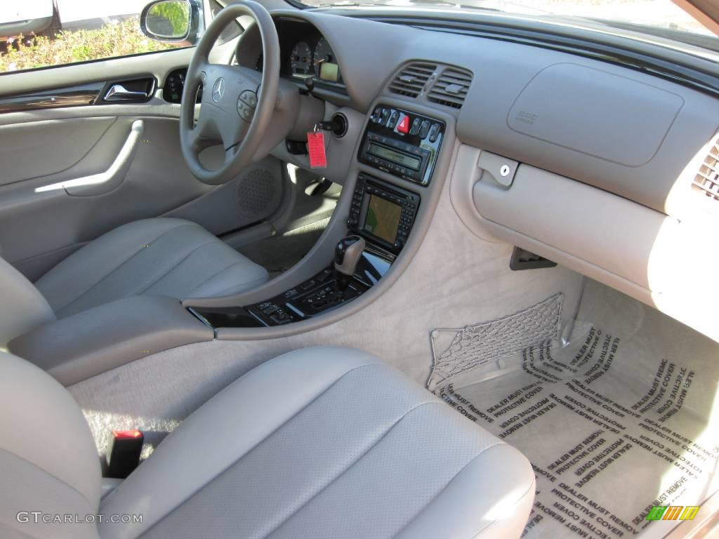 2001 mercedes clk 430 amg
