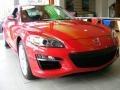 Velocity Red Mica 2009 Mazda RX-8 Gallery