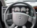 2006 Brilliant Black Crystal Pearl Dodge Ram 1500 SLT Quad Cab  photo #8