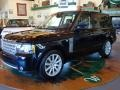 Buckingham Blue Metallic - Range Rover Supercharged Photo No. 3