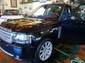 Buckingham Blue Metallic - Range Rover Supercharged Photo No. 4