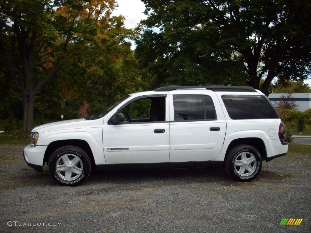 Summit white chevrolet trailblazer