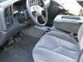 2006 Graystone Metallic Chevrolet Silverado 1500 LS Crew Cab  photo #9