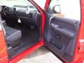 2009 Victory Red Chevrolet Silverado 1500 LT Extended Cab 4x4  photo #21