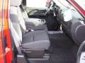 2009 Victory Red Chevrolet Silverado 1500 LT Extended Cab 4x4  photo #22