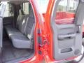 2009 Victory Red Chevrolet Silverado 1500 LT Extended Cab 4x4  photo #29