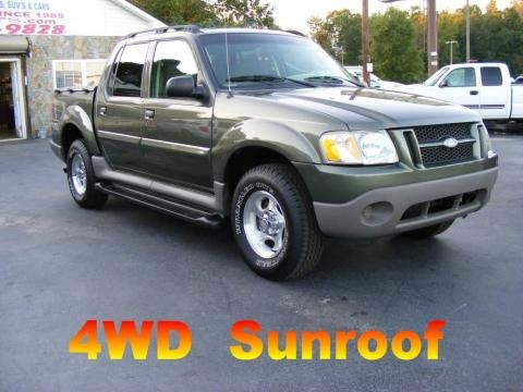 2003 ford explorer sport trac xls 4x4 data info and specs. Black Bedroom Furniture Sets. Home Design Ideas