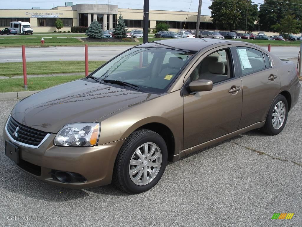 2009 Canyon Beige Pearl Mitsubishi Galant Es 19367319 Gtcarlot Com Car Color Galleries