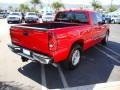 2006 Victory Red Chevrolet Silverado 1500 LT Extended Cab  photo #3