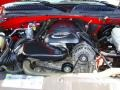 2006 Victory Red Chevrolet Silverado 1500 LT Extended Cab  photo #6