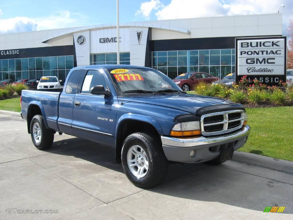 2005 Dodge Dakota 4x4 2002 Atlantic Blue Pearl Dodge Dakota Slt Club Cab 4x4 Dodge Dakota Best