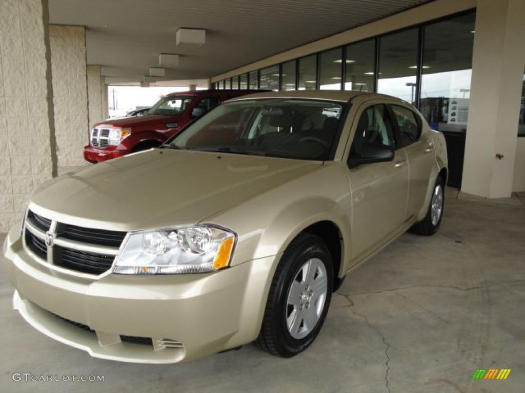 2010 white gold dodge avenger sxt 19538273. Black Bedroom Furniture Sets. Home Design Ideas