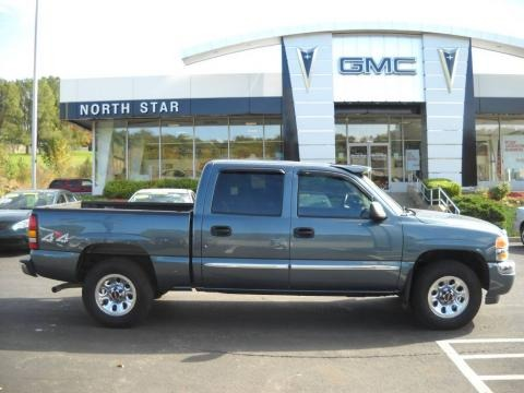 2006 gmc sierra 1500 sl crew cab 4x4 data info and specs. Black Bedroom Furniture Sets. Home Design Ideas