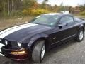2007 Black Ford Mustang GT Premium Coupe  photo #1