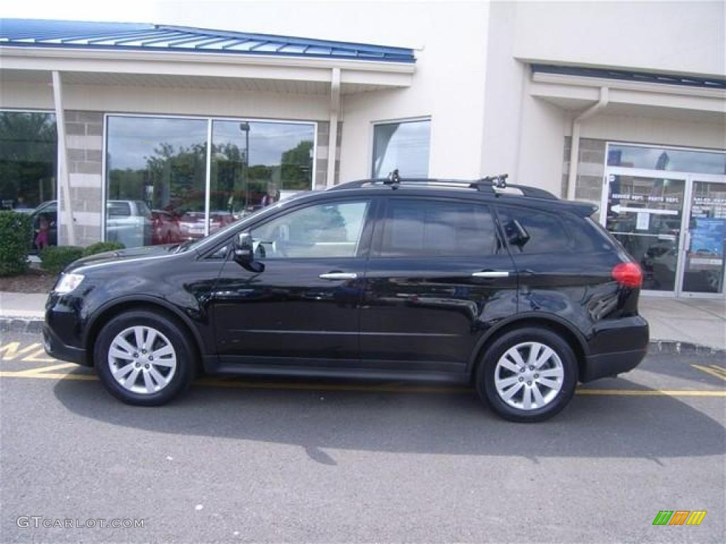 2009 obsidian black pearl subaru tribeca limited 7 passenger 2009 tribeca limited 7 passenger obsidian black pearl desert beige photo 2 vanachro Image collections