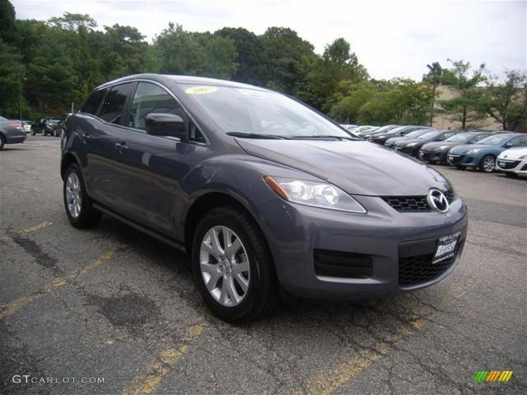 2007 Galaxy Gray Mica Mazda Cx 7 Sport 19623155 Gtcarlot Com Car Color Galleries