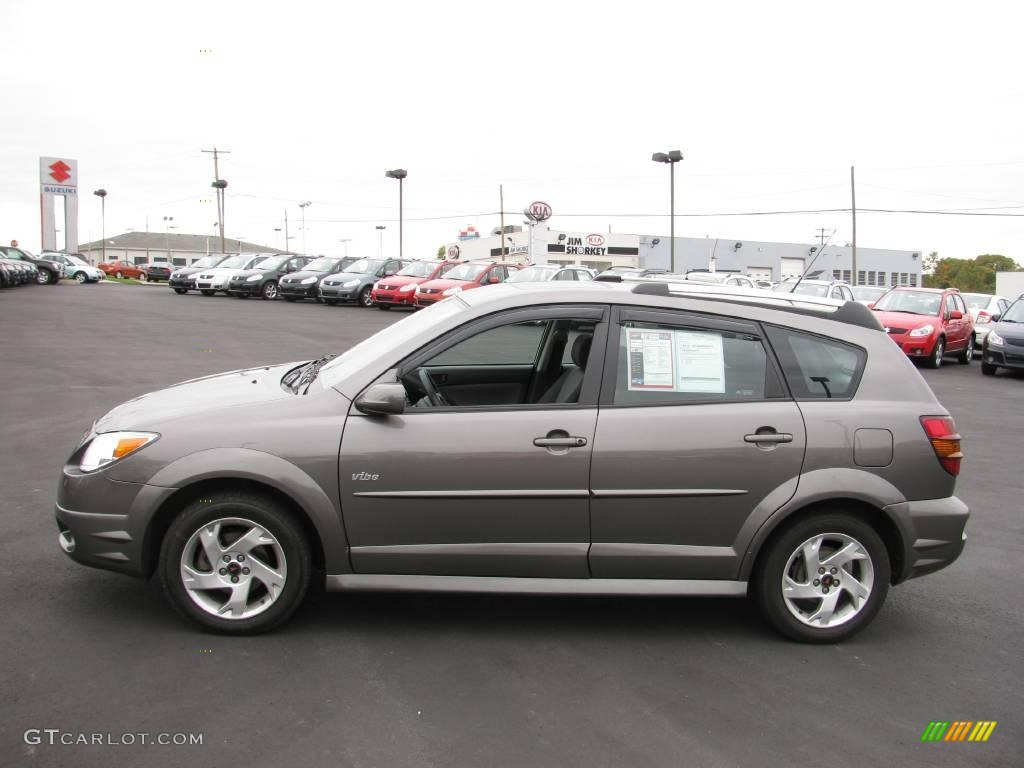 2006 moonstone gray pontiac vibe 19648343 photo 5. Black Bedroom Furniture Sets. Home Design Ideas
