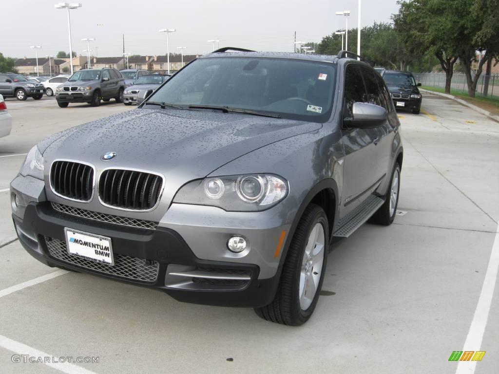 Space Grey Metallic BMW X5 XDrive30i
