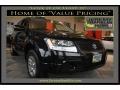 Black Pearl Metallic 2009 Suzuki Grand Vitara Premium 4x4