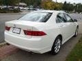 2008 Premium White Pearl Acura TSX Sedan  photo #5