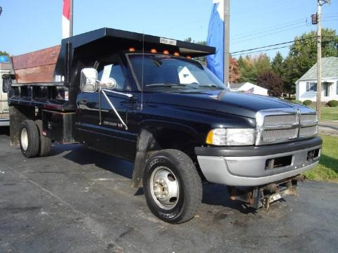 1996 Dodge Ram 3500 ST Regular Cab Chassis Dump Truck Data, Info and Specs