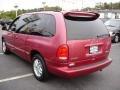 1999 Inferno Red Pearl Dodge Grand Caravan SE  photo #5