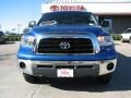 2008 Blue Streak Metallic Toyota Tundra Double Cab  photo #2