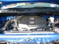2008 Blue Streak Metallic Toyota Tundra Double Cab  photo #12