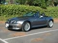 2002 Sterling Gray Metallic BMW Z3 3.0i Roadster  photo #1
