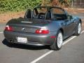 2002 Sterling Gray Metallic BMW Z3 3.0i Roadster  photo #5