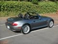 2002 Sterling Gray Metallic BMW Z3 3.0i Roadster  photo #6