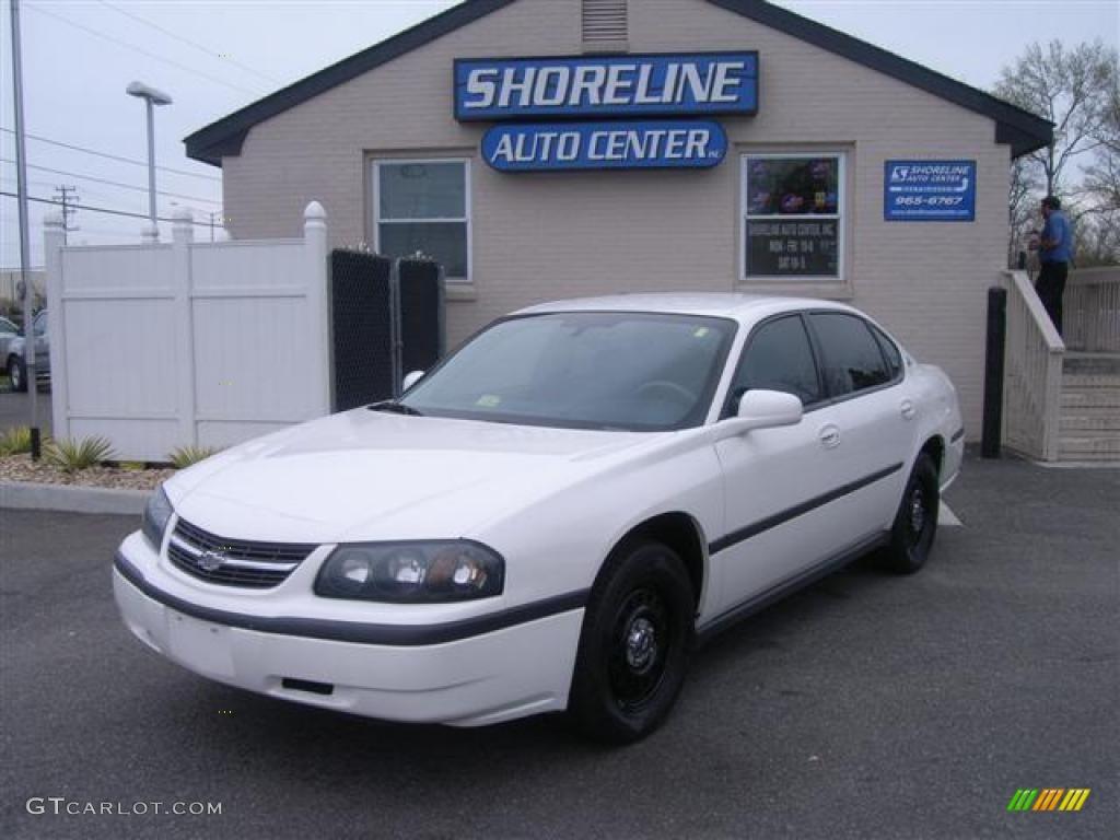 2004 white chevrolet impala police 19831947 photo 5 gtcarlot 2004 impala police white regal blue photo 5 publicscrutiny Choice Image