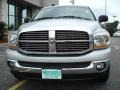 2006 Bright Silver Metallic Dodge Ram 1500 SLT Quad Cab  photo #9
