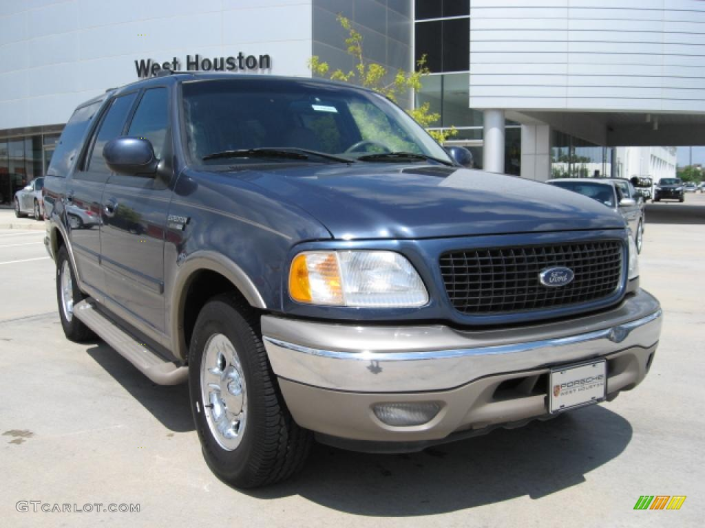 2001 medium wedgewood blue metallic ford expedition eddie. Black Bedroom Furniture Sets. Home Design Ideas