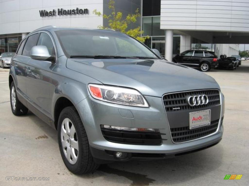 2007 condor grey metallic audi q7 3 6 premium quattro 19828475 car color galleries. Black Bedroom Furniture Sets. Home Design Ideas
