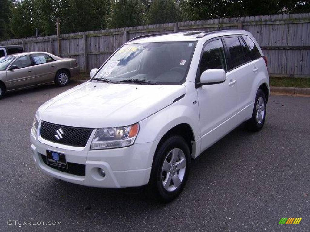2007 white pearl suzuki grand vitara xsport 19892748 photo 15 car color galleries. Black Bedroom Furniture Sets. Home Design Ideas