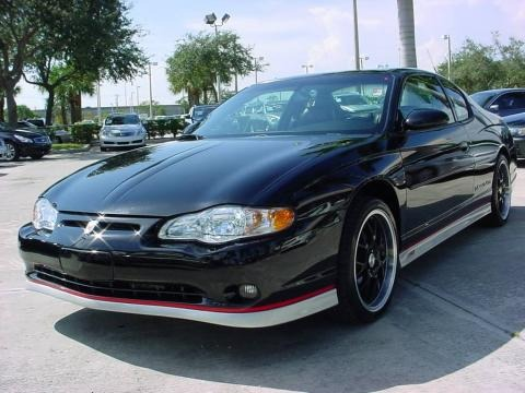 2002 Chevrolet Monte Carlo Intimidator SS Data, Info and Specs