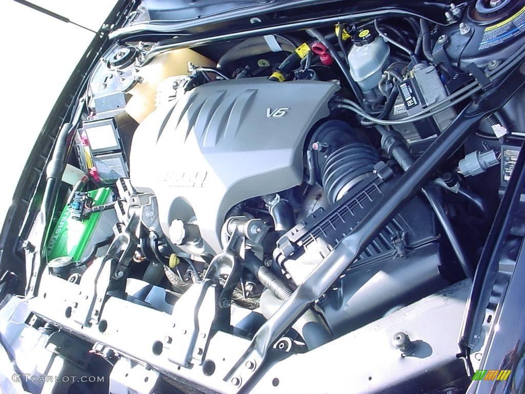2002 Chevrolet Monte Carlo Intimidator Ss 3 8 Liter Ohv 12