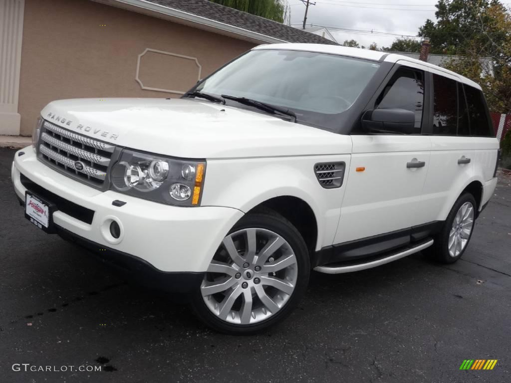 2006 chawton white land rover range rover sport supercharged 19882471 car. Black Bedroom Furniture Sets. Home Design Ideas