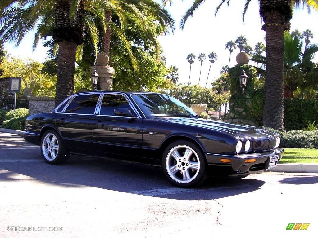 2002 jaguar xj8 sport