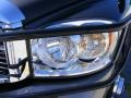 2008 Dark Khaki Metallic Dodge Ram 3500 Laramie Resistol Mega Cab 4x4 Dually  photo #10