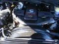 2008 Dark Khaki Metallic Dodge Ram 3500 Laramie Resistol Mega Cab 4x4 Dually  photo #29