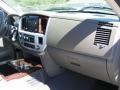 2008 Dark Khaki Metallic Dodge Ram 3500 Laramie Resistol Mega Cab 4x4 Dually  photo #31