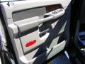 2008 Dark Khaki Metallic Dodge Ram 3500 Laramie Resistol Mega Cab 4x4 Dually  photo #37