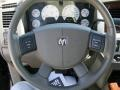 2008 Dark Khaki Metallic Dodge Ram 3500 Laramie Resistol Mega Cab 4x4 Dually  photo #53