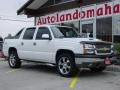 2004 Summit White Chevrolet Avalanche 1500 4x4  photo #8