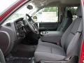 2009 Victory Red Chevrolet Silverado 1500 LT Z71 Crew Cab 4x4  photo #12